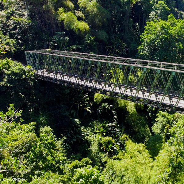 Grand-Rivière, Martinique - photographie par drone réalisée par ©Vilondis